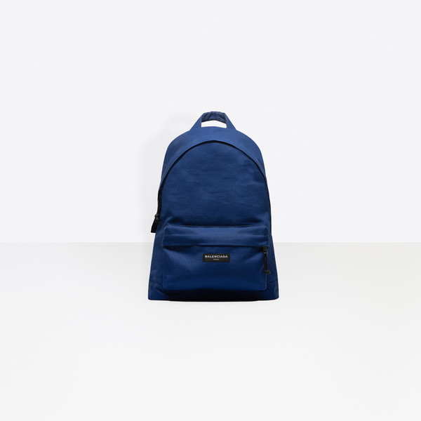 BALENCIAGA Explorer Cotton Backpack Explorer Bags U f