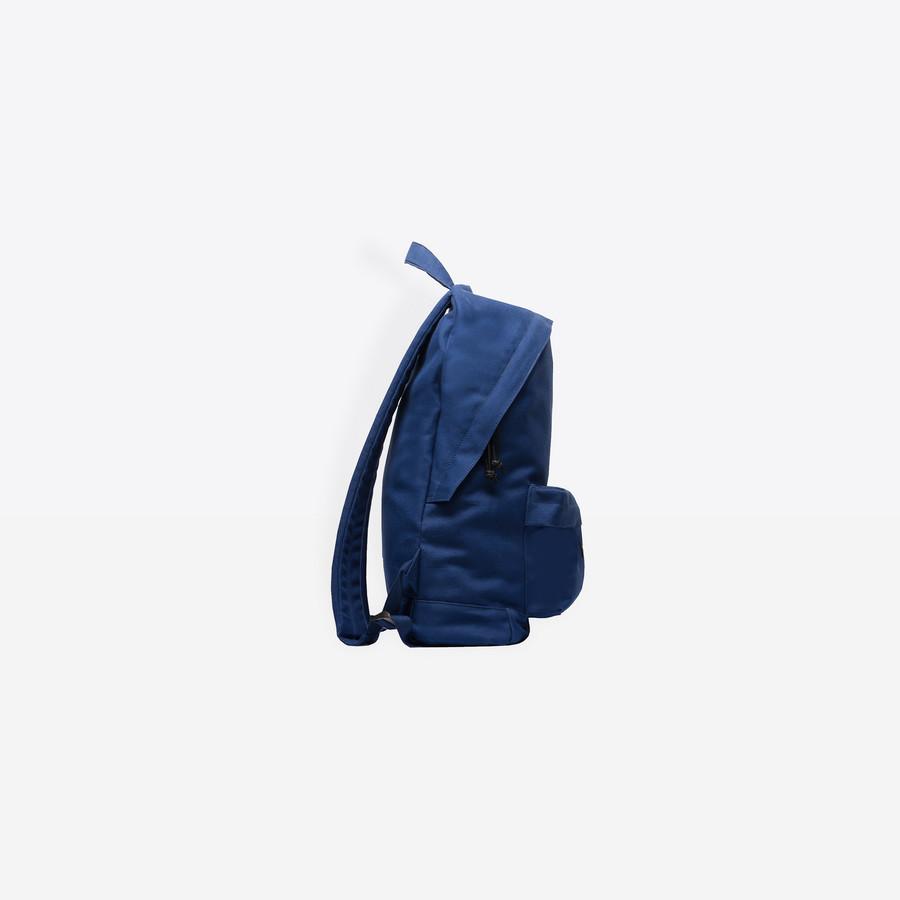 BALENCIAGA Explorer Backpack Cotton Explorer Bags Man i