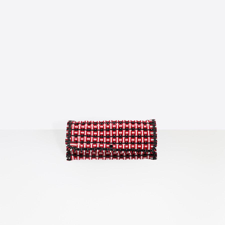BALENCIAGA Bistrot Clutch M Panier Handbags D f