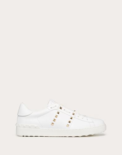 SNEAKERS ROCKSTUD UNTITLED EN VEAU