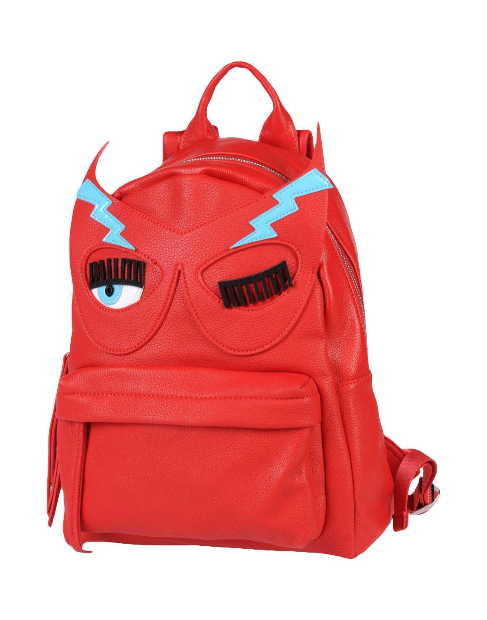 CHIARA FERRAGNI Рюкзаки и сумки на пояс слипоны chiara ferragni collection chiara ferragni collection ch056awxbh35