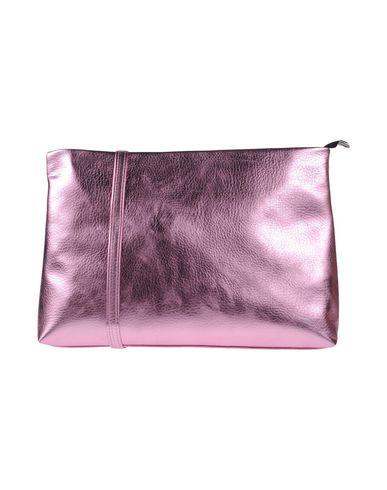 BORSETTERIA Napoli 1985 レディース ハンドバッグ ピンク 紡績繊維