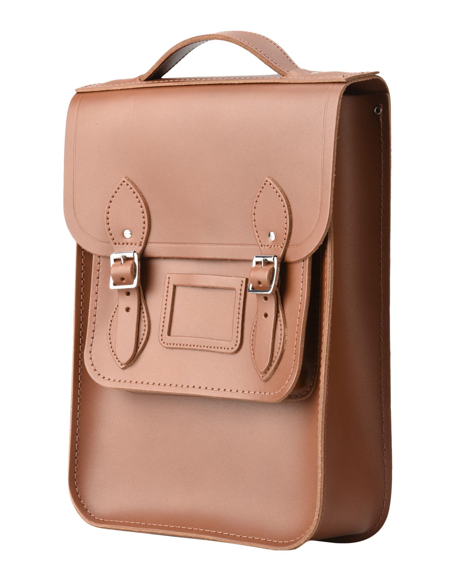 THE CAMBRIDGE SATCHEL COMPANY Рюкзаки и сумки на пояс the cambridge satchel company деловые сумки
