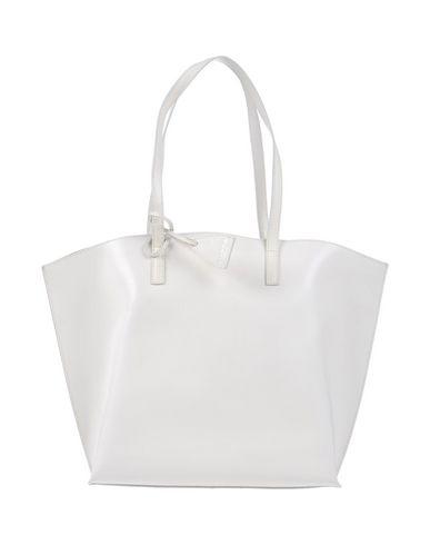 TOSCA BLU レディース ハンドバッグ ホワイト なめし革 100%