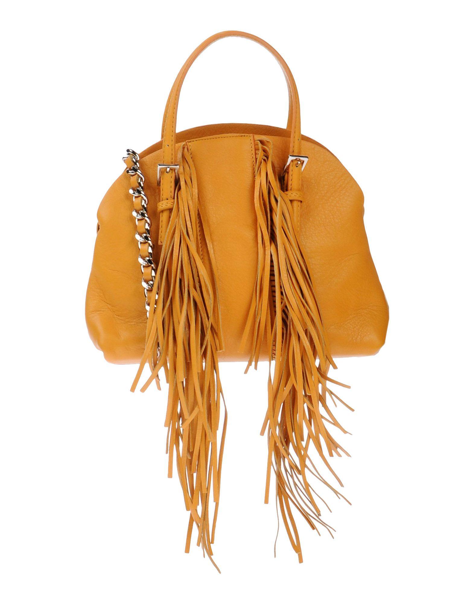 AMANTES AMENTES Handbag in Orange