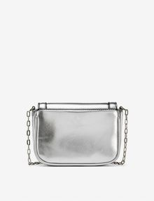 ARMANI EXCHANGE METALLIC ECO SAFFIANO CROSSBODY Bag D r