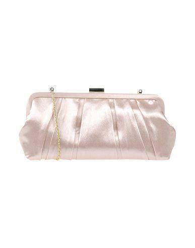 NINA レディース ハンドバッグ ベージュ 紡績繊維