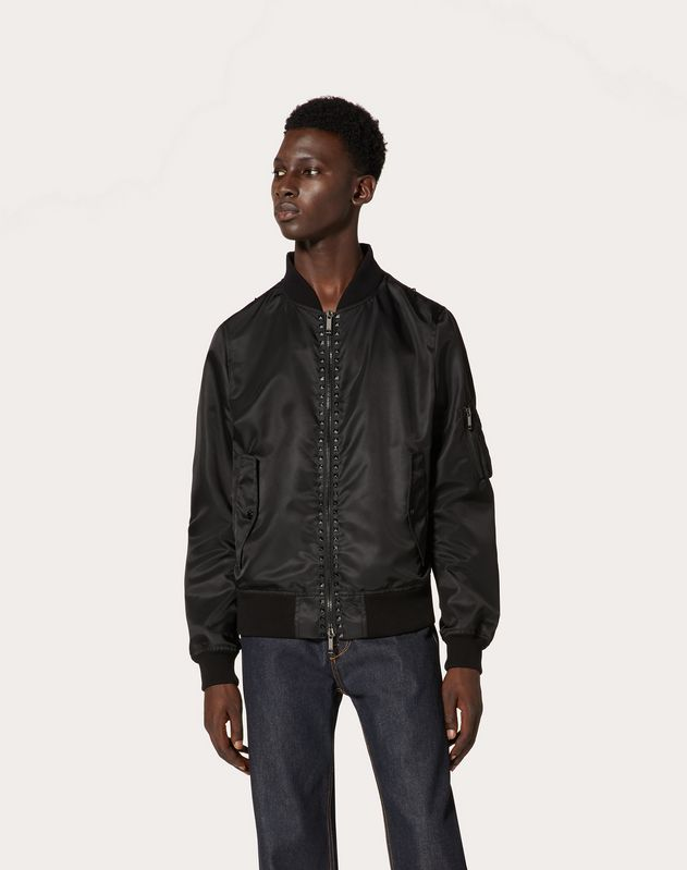 BOMBER ROCKSTUD UNTITLED