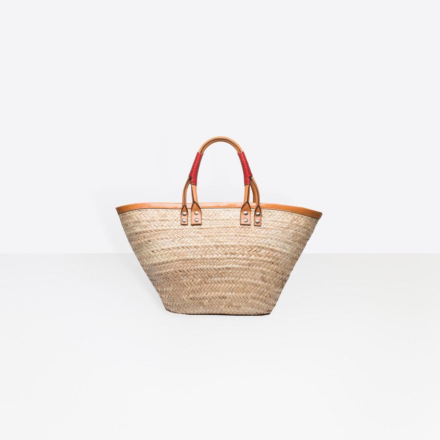 BALENCIAGA Bistrot Panier M Panier Handbags D f