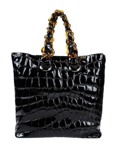 MIU MIU レディース ハンドバッグ ブラック 紡績繊維
