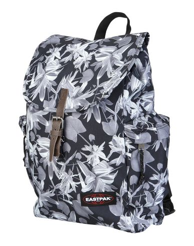 EASTPAK レディース バックパック&ヒップバッグ ブラック 紡績繊維