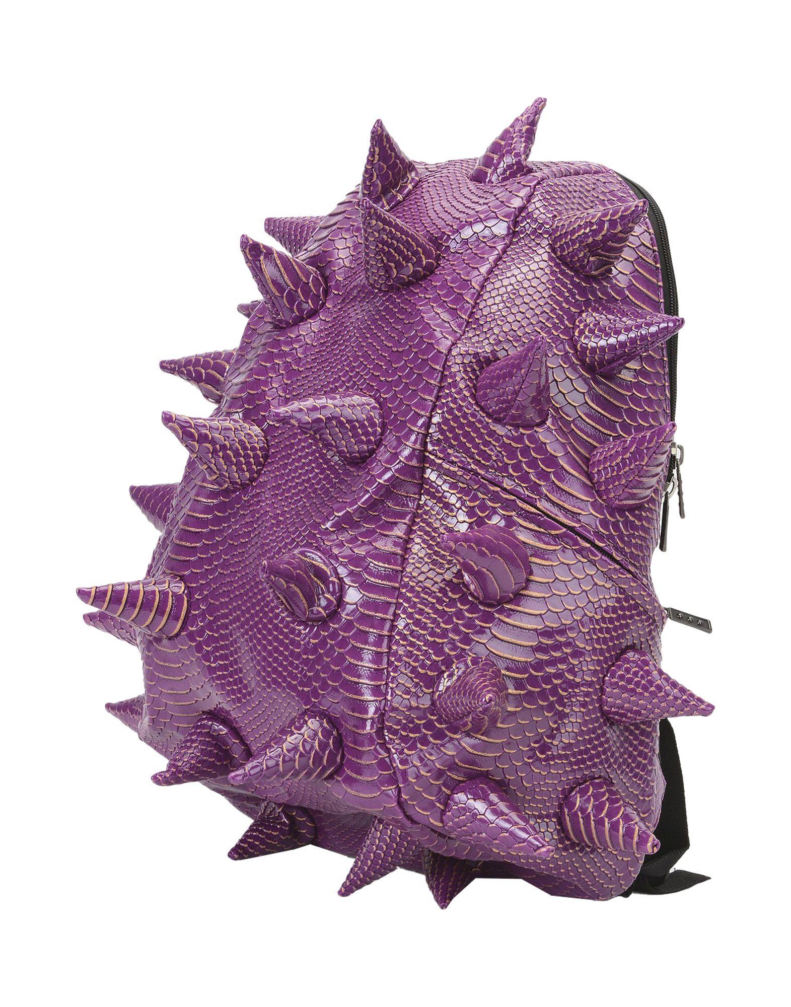 《送料無料》MAD PAX Unisex バックパック&ヒップバッグ パープル 紡績繊維