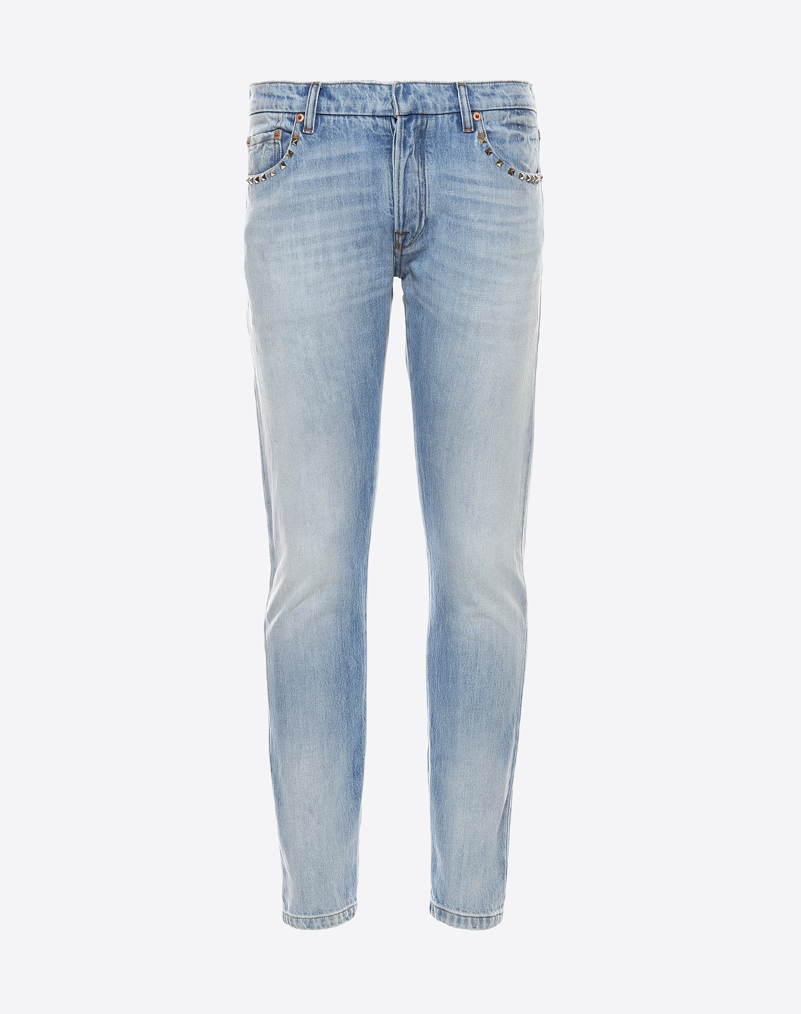 ROCKSTUD UNTITLED DENIM CHINOS