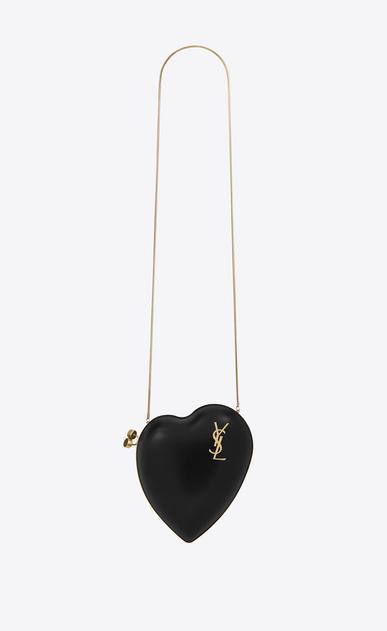 SAINT LAURENT YSL boxes D LOVE Box Bag in Black leather v4