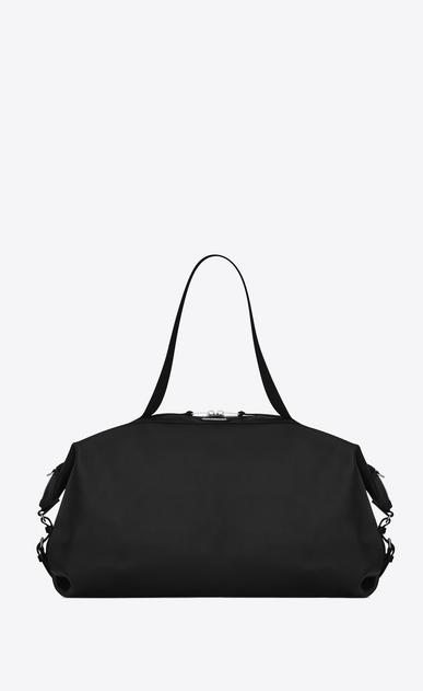 SAINT LAURENT ID bags U Large ID Convertible Bag in Black leather v4