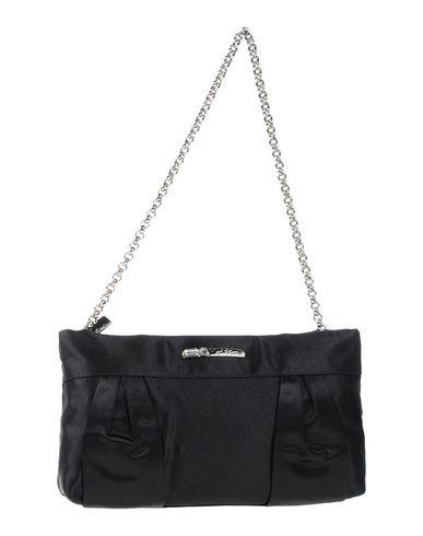 ANDREA MORELLI レディース ハンドバッグ ブラック 紡績繊維
