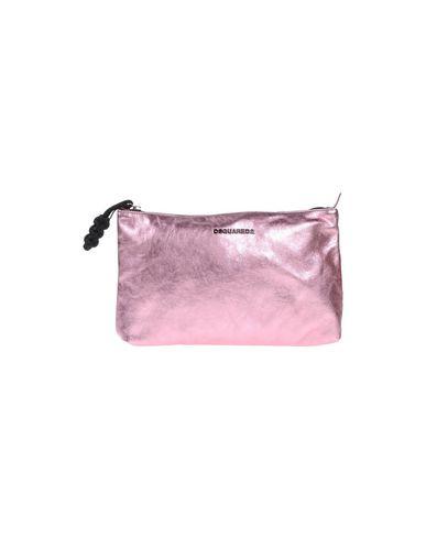 DSQUARED2 レディース ハンドバッグ ピンク 牛革(カーフ)