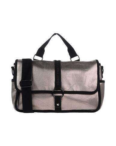 FREDDY レディース ハンドバッグ ドーブグレー 紡績繊維 100%
