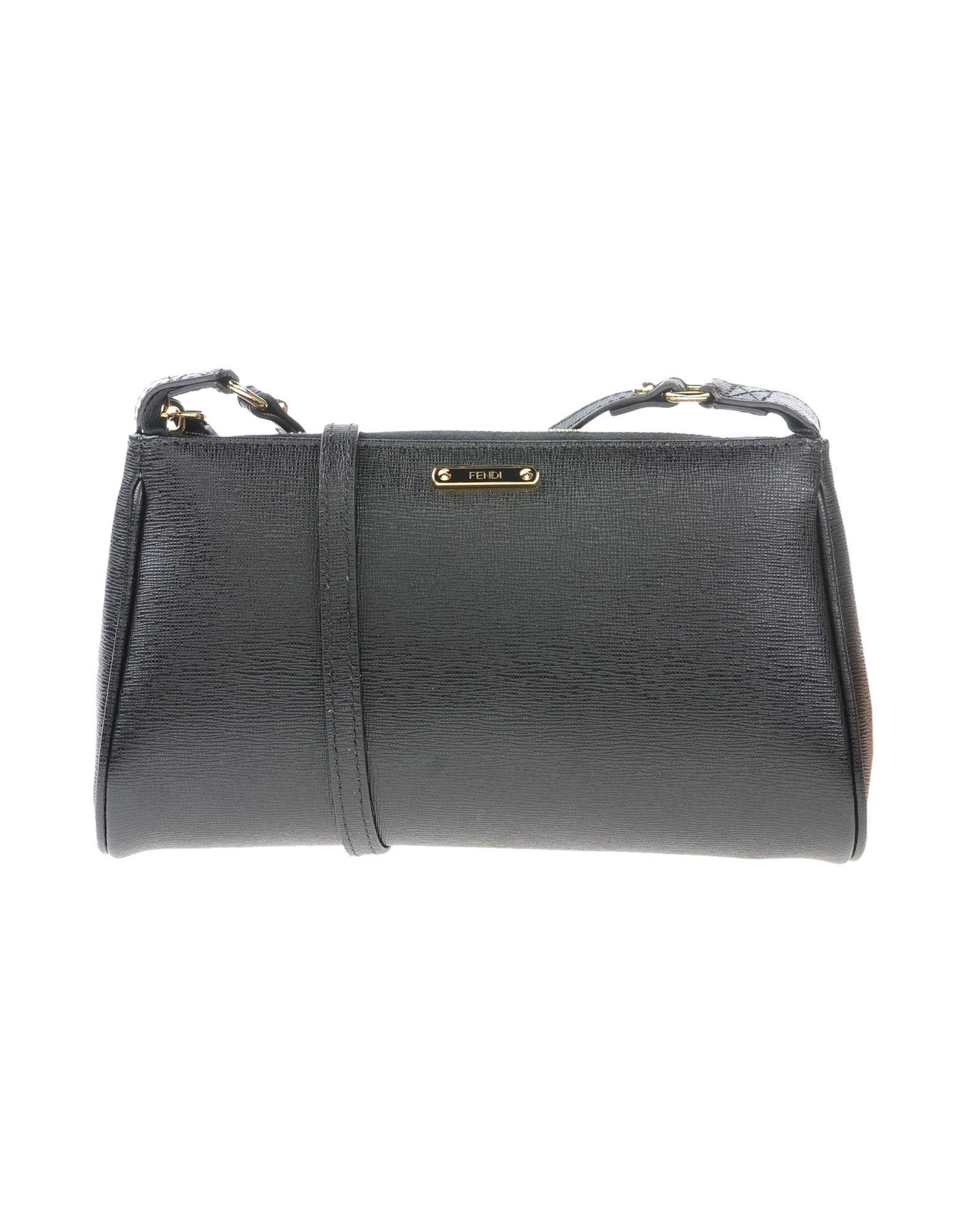 FENDI Сумка через плечо сумка fendi peekaboo mini kelly