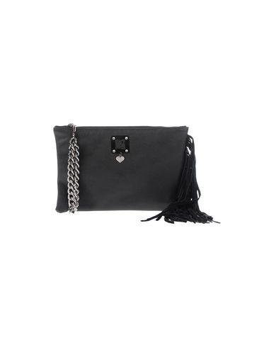 22 MAGGIO by MARIA GRAZIA SEVERI レディース ハンドバッグ ブラック 紡績繊維