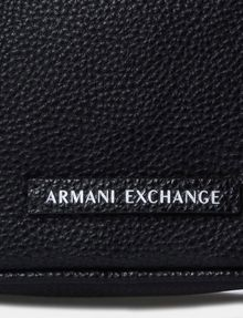 ARMANI EXCHANGE PEBBLED CROSSBODY Crossbody Bag Damen a
