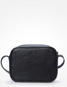 ARMANI EXCHANGE PEBBLED CROSSBODY Crossbody Bag [*** pickupInStoreShipping_info ***] d