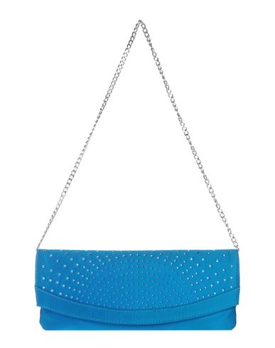 TIFFI レディース ハンドバッグ アジュールブルー 紡績繊維