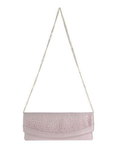 TIFFI レディース ハンドバッグ ライトピンク 紡績繊維