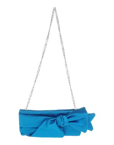 TIFFI レディース ハンドバッグ ターコイズブルー 紡績繊維