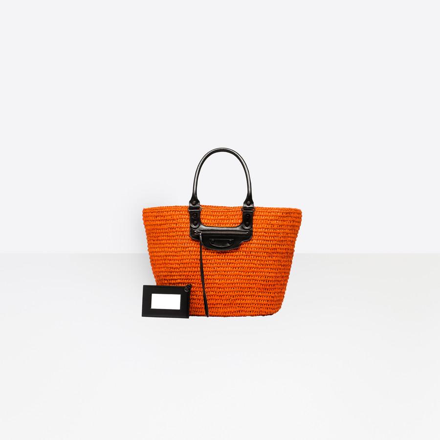 BALENCIAGA Panier S Panier Handbags D f