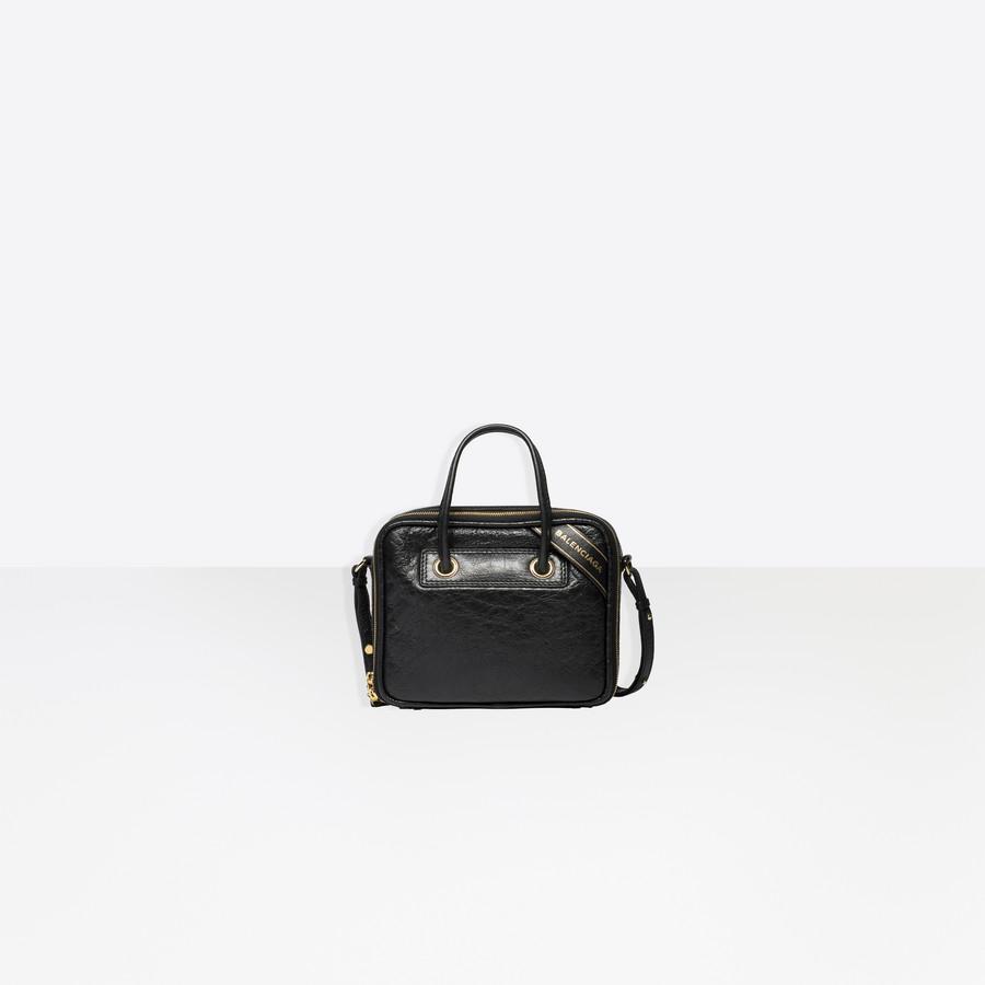 BALENCIAGA Blanket Square S Blanket Handbags D f