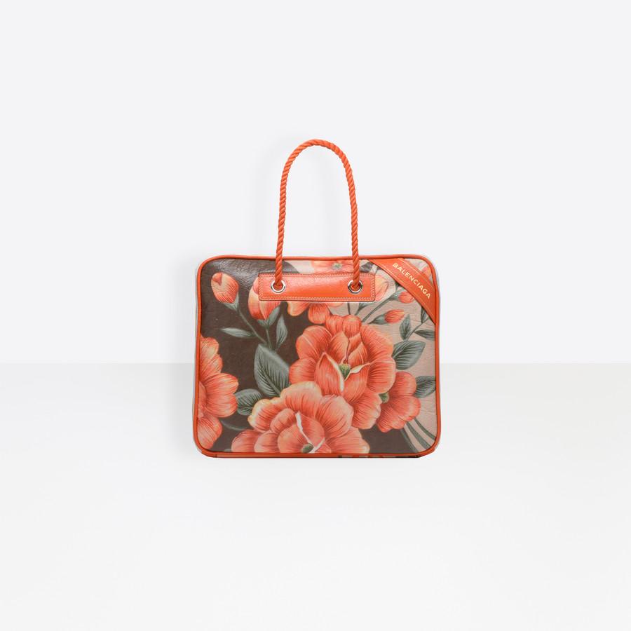 BALENCIAGA Blanket Square M Blanket Handbags Woman f