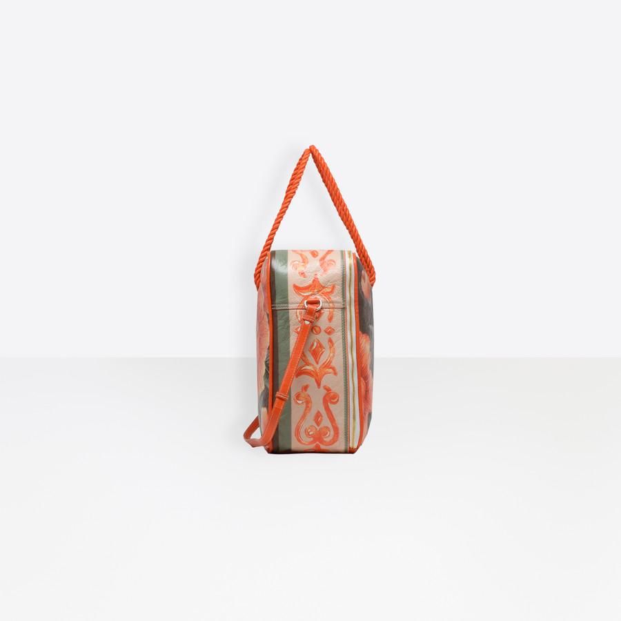 BALENCIAGA Blanket Square M Blanket Handbags Woman i
