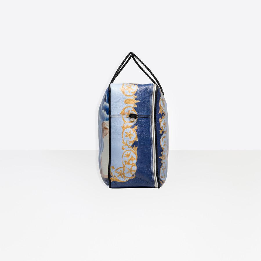 BALENCIAGA Blanket Square XL Blanket Handbags D i