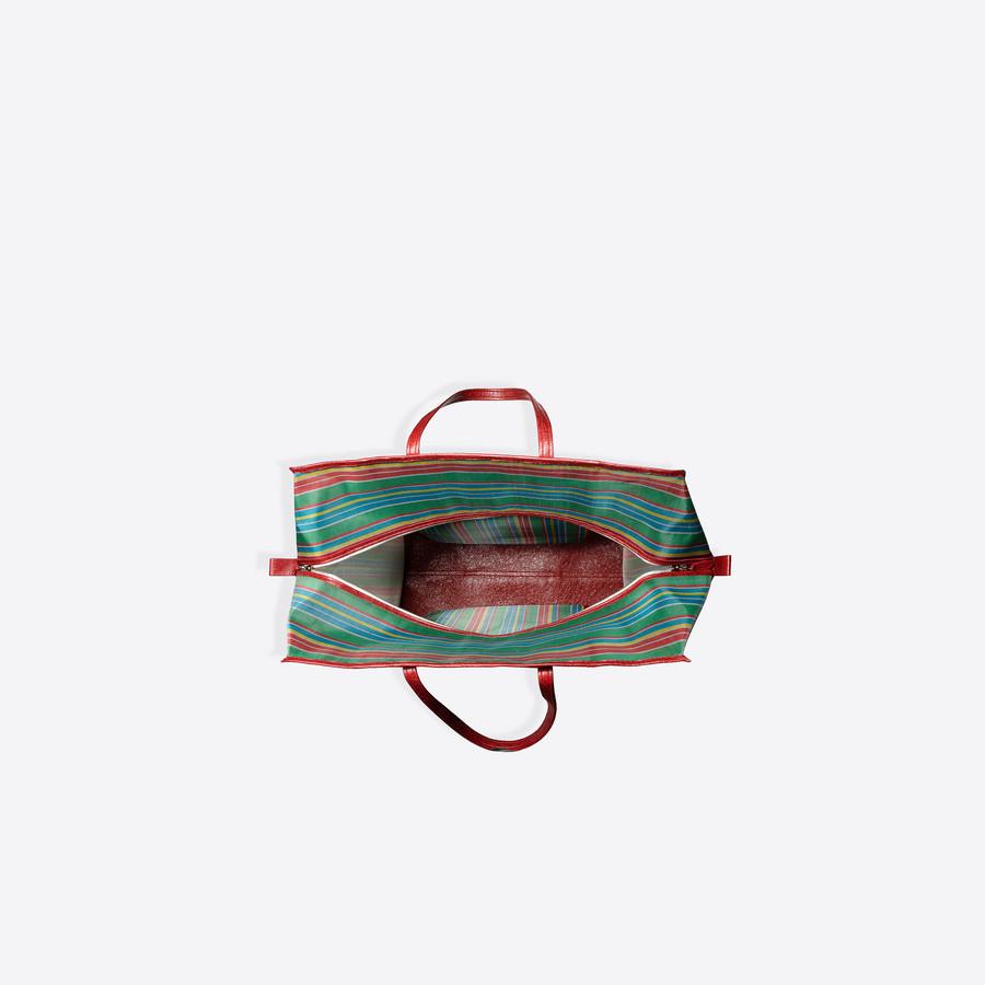 BALENCIAGA Bazar Shopper XL Mesh Bazar handbags D e