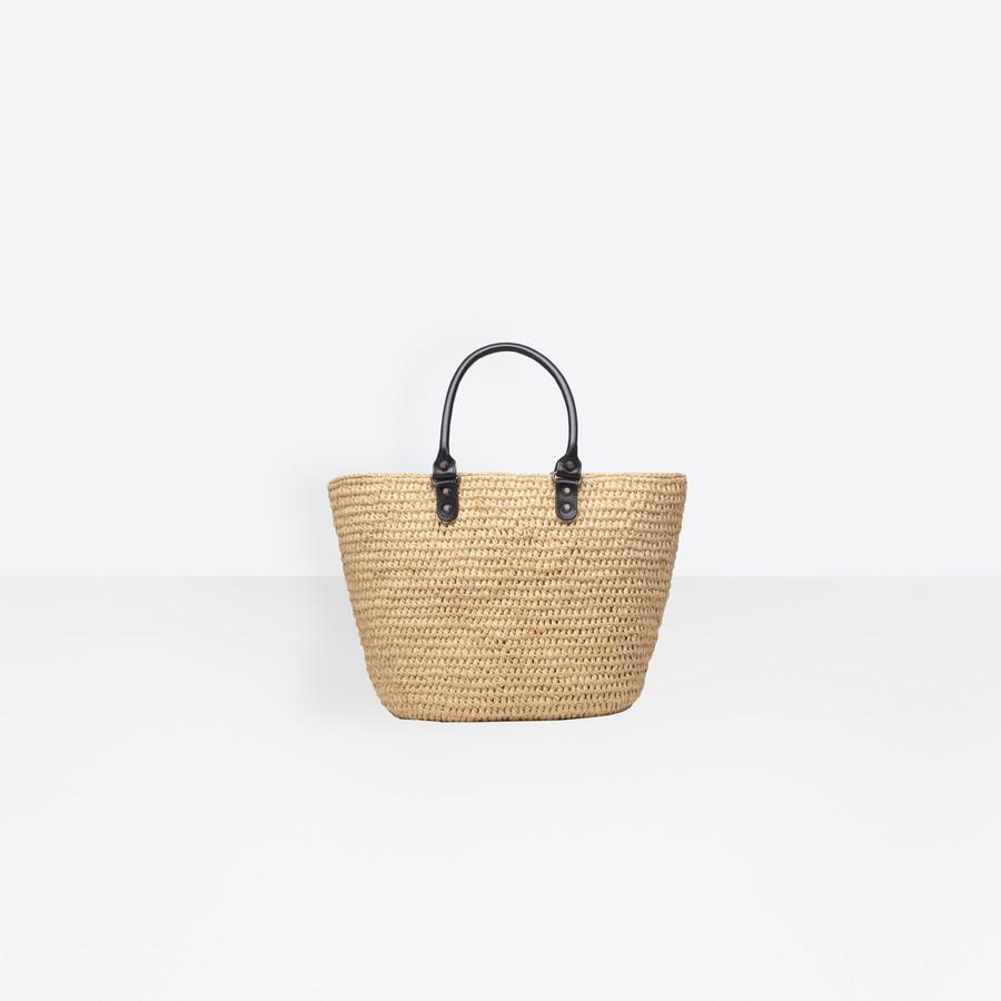 BALENCIAGA Panier S Panier Handbags D d