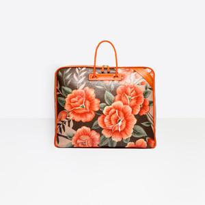 BALENCIAGA Blanket Handbags D Blanket Square XL f