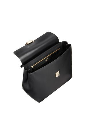"LANVIN MEDIUM ""ESSENTIEL"" BAG Shoulder bag D d"