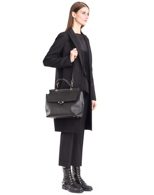 "LANVIN MEDIUM ""ESSENTIEL"" BAG Shoulder bag D e"