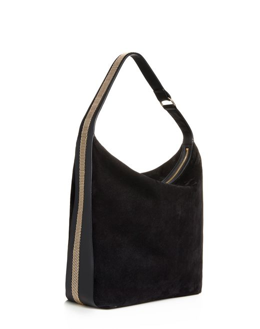"lanvin medium ""chaîne by lanvin"" hobo bag  women"