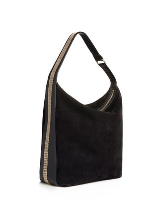 "LANVIN MEDIUM ""CHAÎNE"" HOBO BAG Shoulder bag D f"