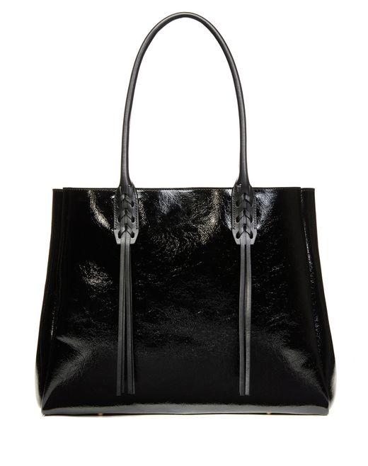 lanvin small shopper bag women