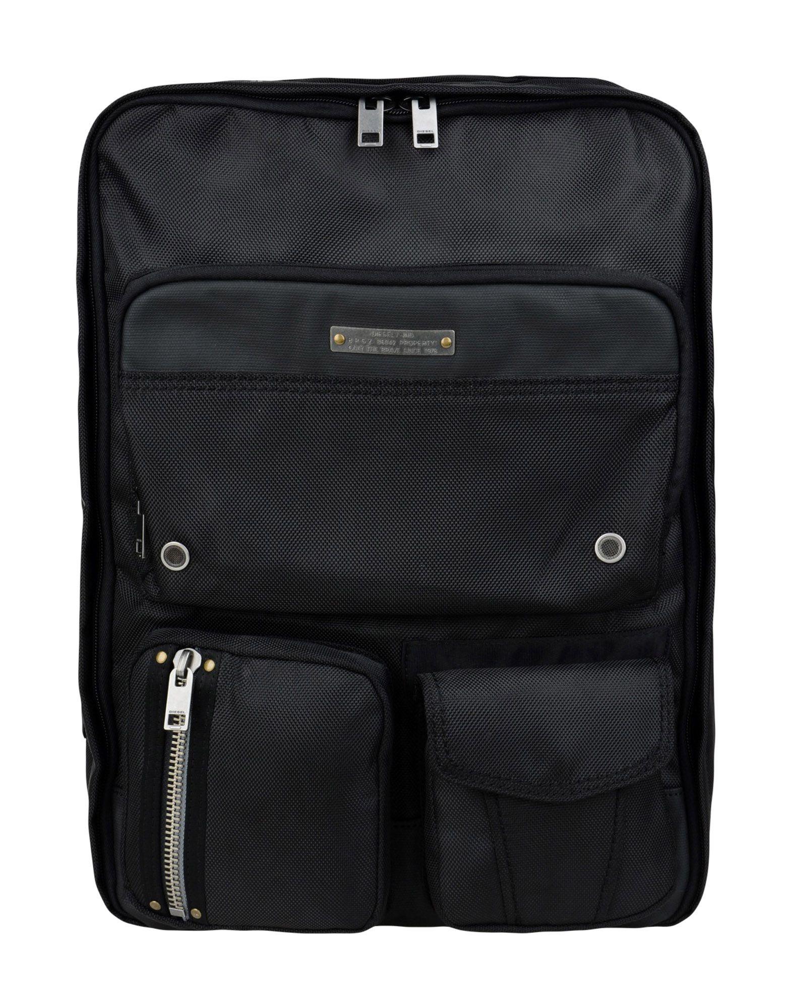 DIESEL Рюкзаки и сумки на пояс coccinelle рюкзаки и сумки на пояс