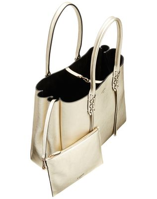LANVIN SMALL SHOPPER BAG Tote D d