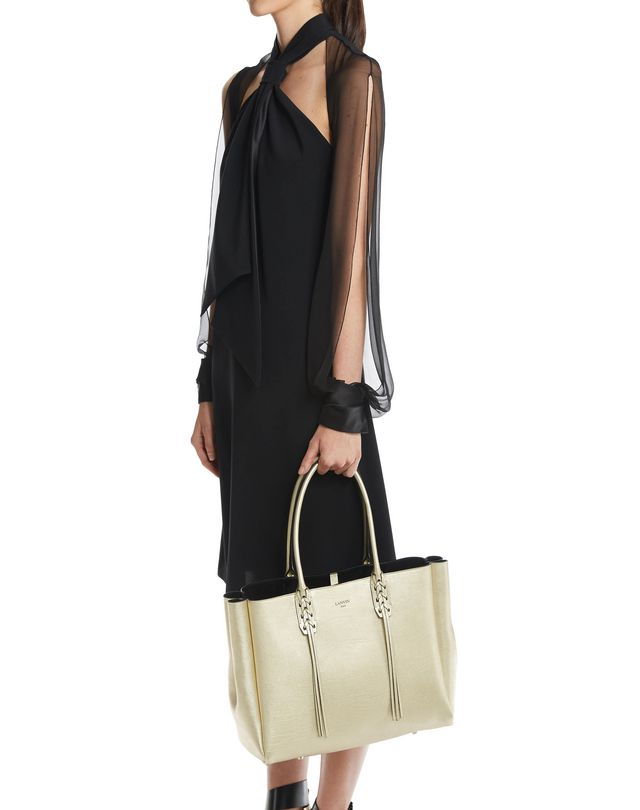 LANVIN SMALL SHOPPER BAG Tote D e