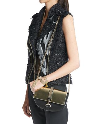 "LANVIN SMALL ""LIEN"" BAG Shoulder bag D e"