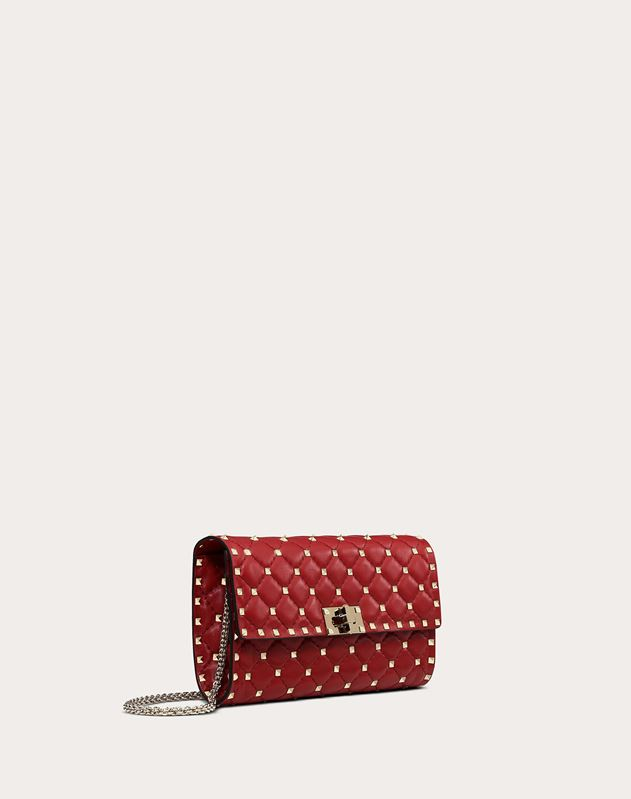 Rockstud Spike Chain Clutch