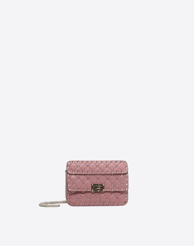 777809088f Small Rockstud Spike Bag for Woman | Valentino Online Boutique