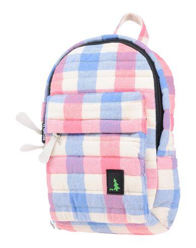 MUESLII レディース バックパック&ヒップバッグ ピンク 紡績繊維