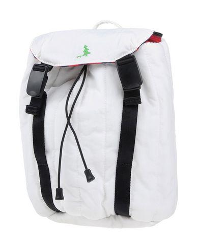 MUESLII レディース バックパック&ヒップバッグ ホワイト 紡績繊維